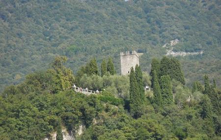 Castello Di Vezio Image