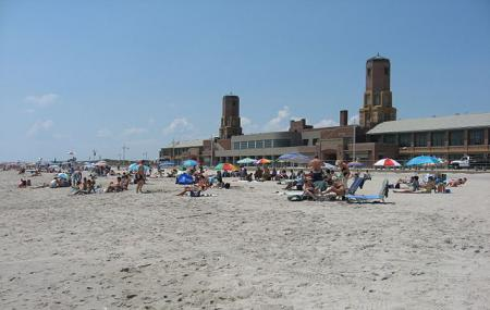 The People's Beach At Jacob Riis Park Image