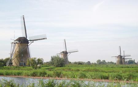 Kinderdijk Image