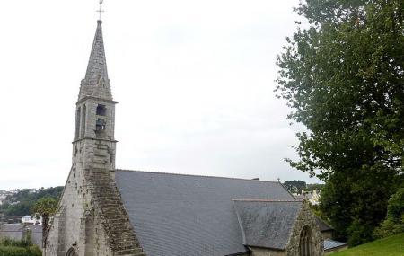Eglise Saint Jacques De Pouldavid Image