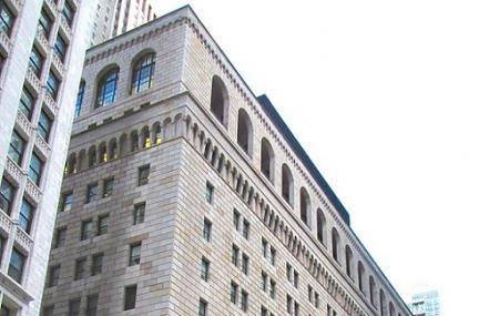 Federal Reserve Bank Of New York Image