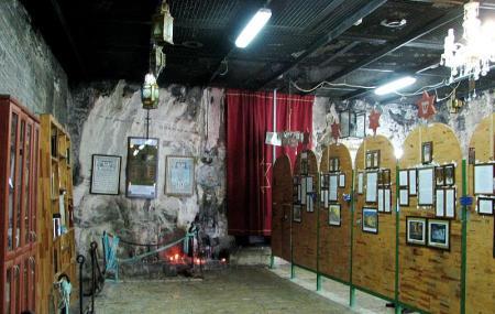 Elijah's Cave Image