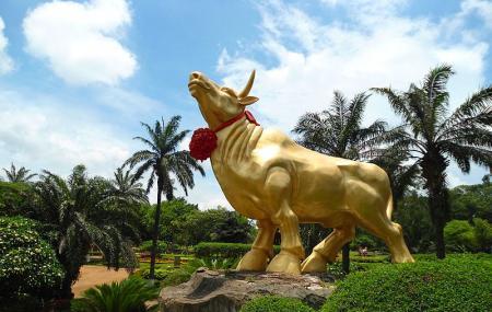 Golden Bull Mountain Park Image