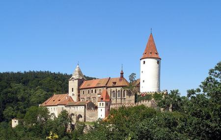 Krivoklat Castle Image
