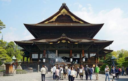 Zenko-ji Temple Image