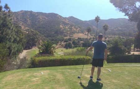 Catalina Island Golf Course Image