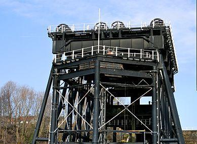 Anderton Boat Lift Image