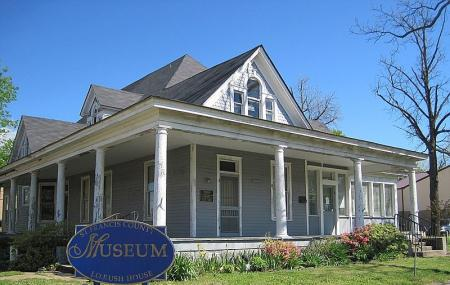 St Francis County Museum Image