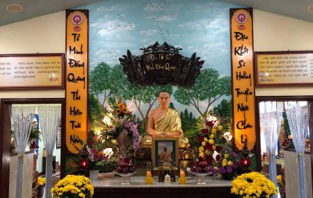 Minh Dang Quang Meditation Image
