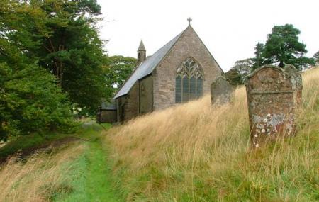Church Of St John The Evangelist Nenthead Image