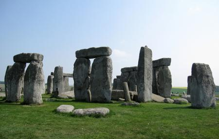 Stonehenge, Visitors Centre (s-bound) Image