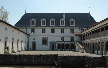 Chateau De La Bastie D'urfe Image