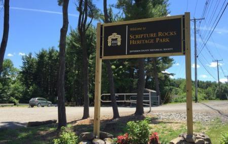 Scripture Rocks Heritage Park Image