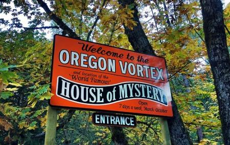 Oregon Vortex Image