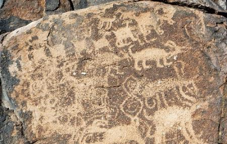 Hieroglyphic Trail Image