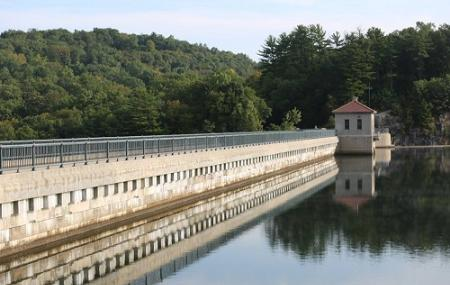 Cross River Reservoir Dam Image