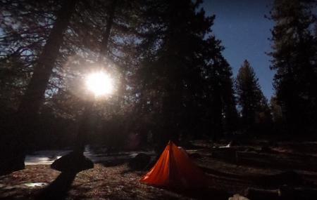 Plaskett Creek Campground Image
