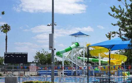 Mcmurtrey Aquatic Center Image