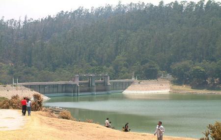 Kamaraj Sagar Dam Image