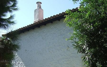 The Papadiamandis House Image