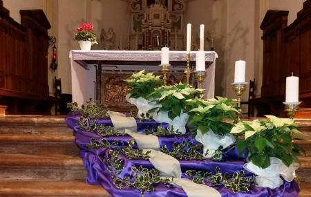 Chiesa Parrocchiale Annunciazione Della Beata Vergine Maria Di Paderno Del Grappa Image