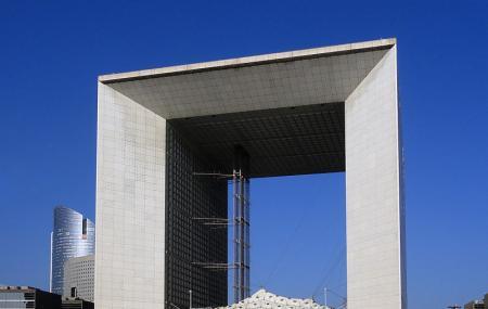 Grande Arche De La Defense Image