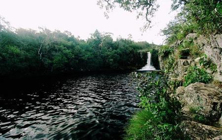 Cachoeira De Sao Bento Image