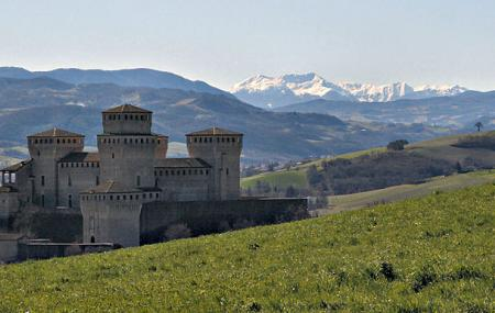 Castle Of Torrechiara Image
