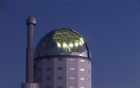 Southern Africa Large Telescope Image