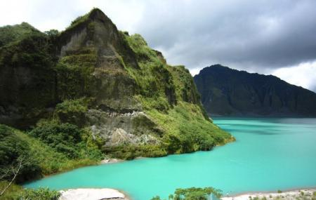 Mt Pinatubo Image