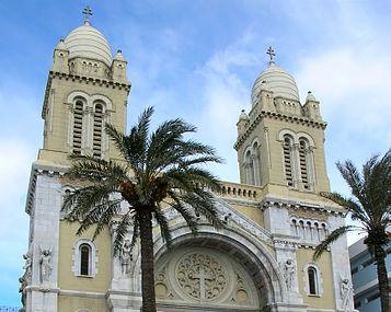 Cathedral Of St. Vincent De Paul Image