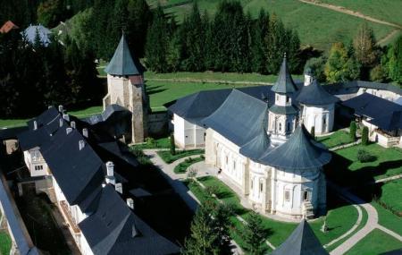 Muzeul Manastirii Putna Image