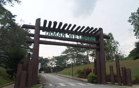 Taman Wetland Image