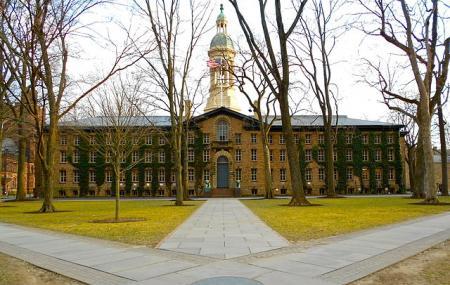 Nassau Hall Image