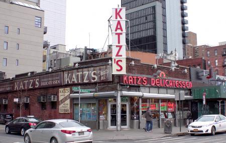 Katz Deli Pastrami Image