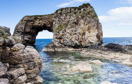 Great Pollet Sea Arch Image