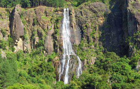 Lanka Ella Waterfall Image