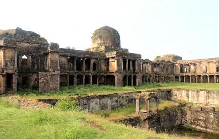 Raisen Fort Image