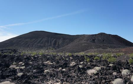 Pisgah Crater Image