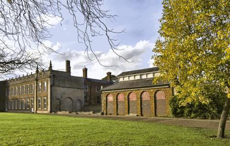 Delapre Abbey Image