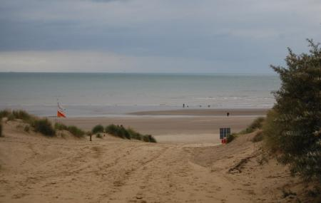 Camber Sands Beach Image