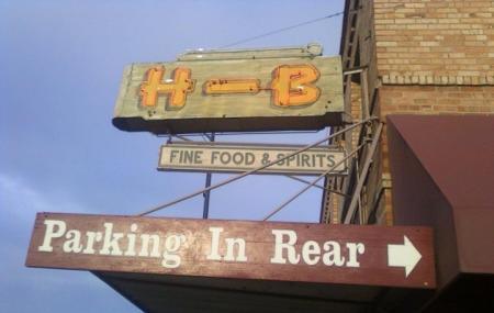 H-b Saloon Image