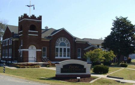 Zion Baptist Church Image