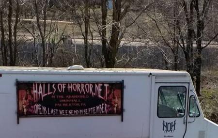 Halls Of Horror Image