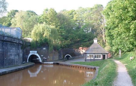 Harecastle Tunnel (north) Image
