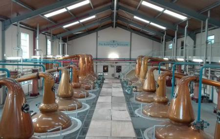 Glenfiddich Distillery Image