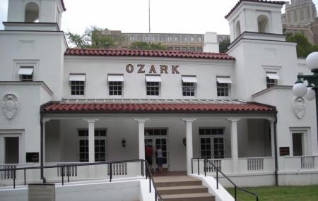 Ozark Bathhouse Image