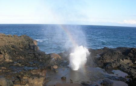 Nakalele Blowhole Image