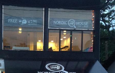 Nordic House Luxury Burger Image