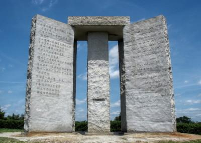 Georgia Guidestones Image